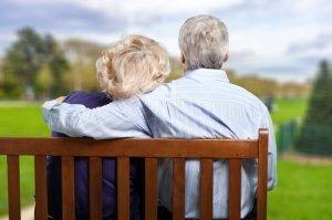 Terza età: una buona vita di coppia o di relazione