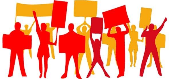 Protesta counseling conteso